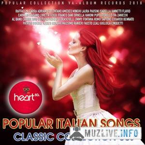 Popular Italian Songs: Classic Collection 80s MP3 2018