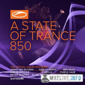 Armin van Buuren - A State Of Trance 850 [Extended Versions] (FLAC)
