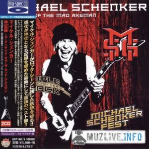 Michael Schenker - A Decade Of The Mad Axeman [2CD Japanese Edition] (MP3)