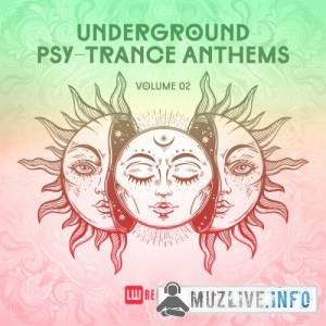 Underground Psy-Trance Anthems Vol.02 (MP3)