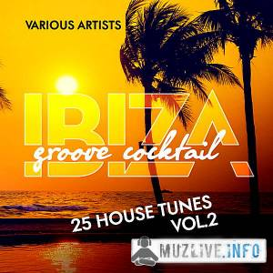Ibiza Groove Cocktail [25 House Tunes] Vol.2 (MP3)