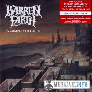 Barren Earth - A Complex Of Cages FLAC 2018