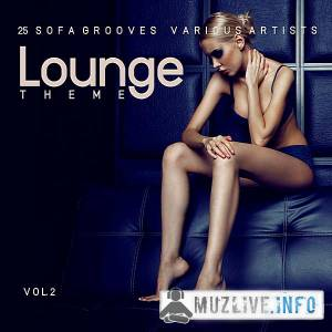 Lounge Theme [25 Sofa Grooves] Vol.2 (MP3)