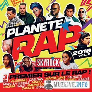 Planete Rap 2018 Vol.2 (MP3)
