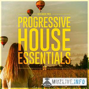 Silk Music present Progressive House Essentials 08 (MP3)