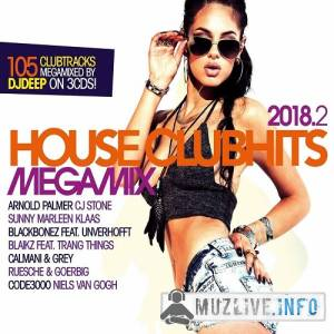 House Clubhits Megamix 2018.2 (MP3)