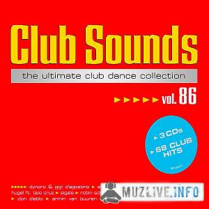 Club Sounds Vol.86 (MP3)