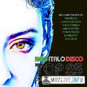 New Italo Disco Top 25 Compilation Vol.9 (MP3)