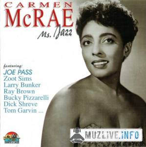 Carmen McRae - Ms. Jazz MP3 2000