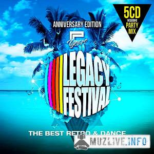 5 Years Legacy Festiva:l Anniversary Edition [The Best Retro & Dance 5CD] (MP3)