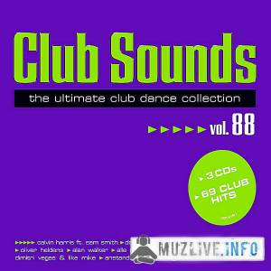 Club Sounds Vol.88 [The Ultimate Club Dance Collection] MP3 2019