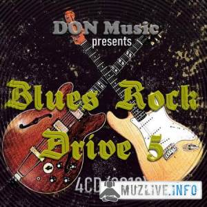 Blues Rock Drive 5 [4CD] FLAC 2019