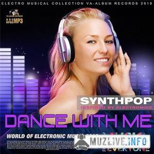 Dance With Me (Synthpop Music) (MP3)