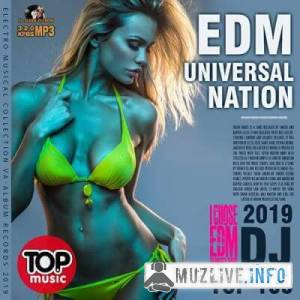 EDM Universal Nation (MP3)