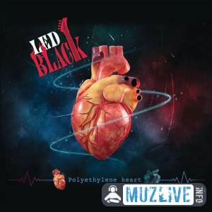Led Black - Polyethylene Heart (MP3)