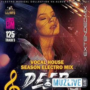 Deep Blue: Vocal House Season MP3 2020