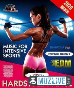 Music For Intensive Sports: Hardstyle Dance MP3 2020