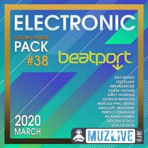Beatport Electronic: Electro Sound Pack #38 MP3 2020