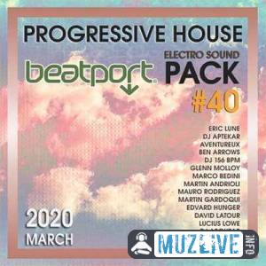 Beatport Progressive House: Electro Sound Pack #40 MP3 2020