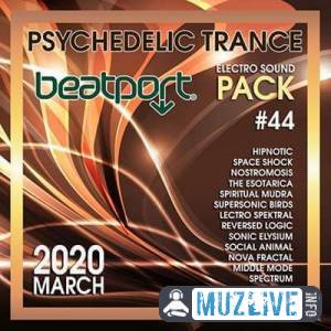 Beatport Psychedelic Trance: Electro Sound Pack #44 MP3 2020