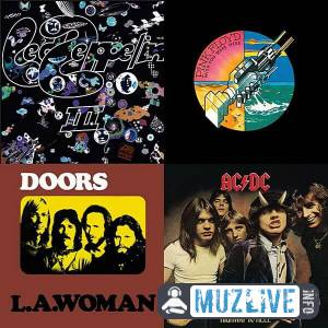 70's Rock: The Doors, Led Zeppelin, Pink Floyd... MP3 2020
