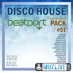 Beatport Disco House: Electro Sound Pack #51 MP3 2020