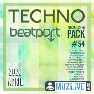 Beatport Techno: Electro Sound Pack #54 MP3 2020