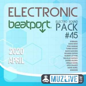 Beatport Electronic: Sound Pack #45 MP3 2020
